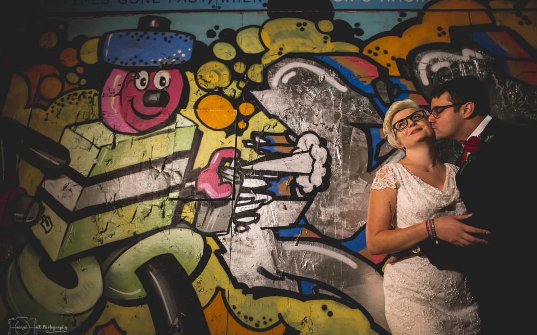 Crate Brewery Hackney Wedding | Gemma & Kristian