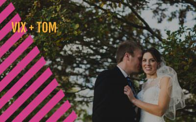 Northamptonshire Wedding Photographer | Farm Wedding | Vix + Tom