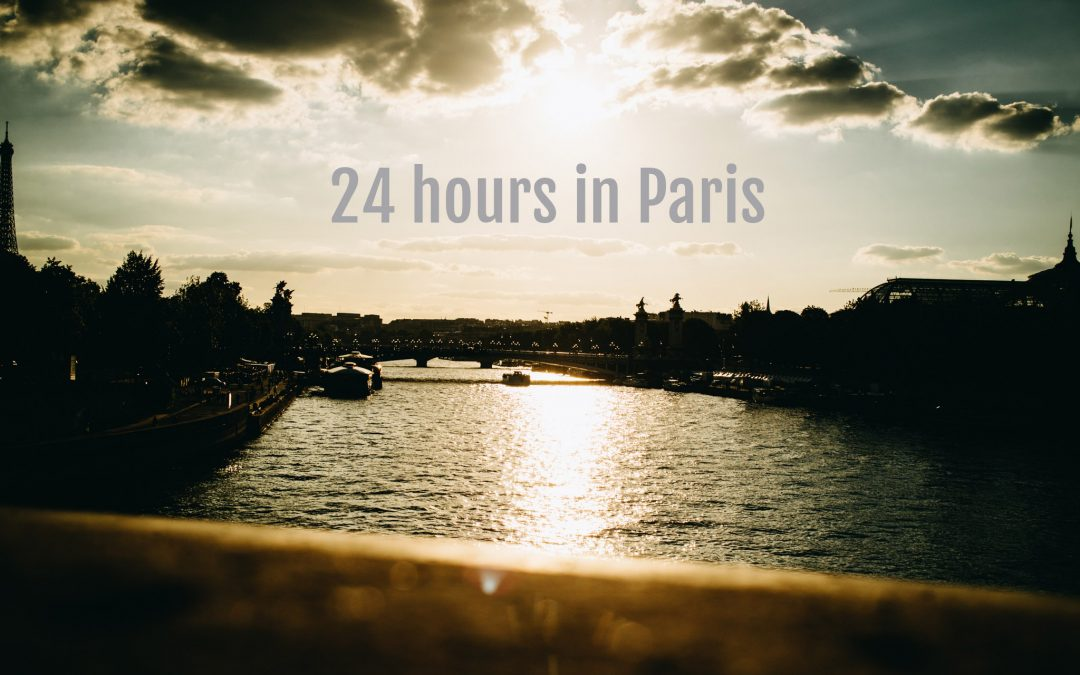 Travel Photography | Paris in 24 hours