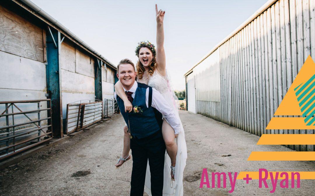 Furtho Manor Wedding | Amy + Ryan