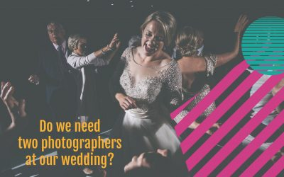Do we need two photographers at our wedding?