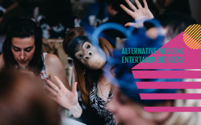 Alternative Wedding Entertainment Ideas