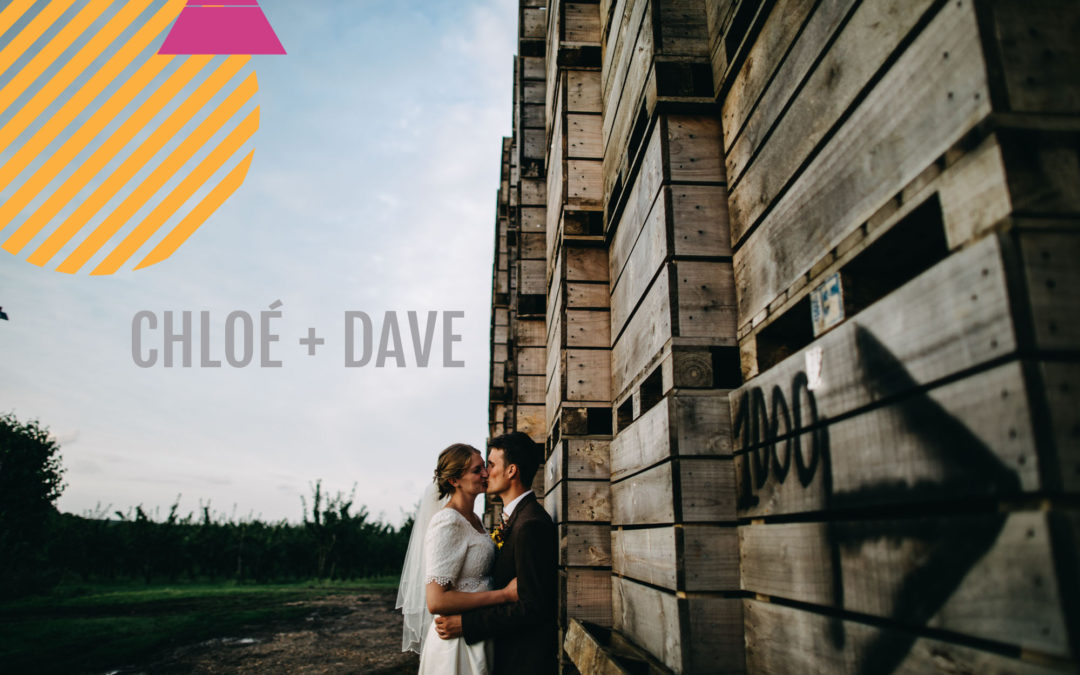 A DIY Wedding in Kent | Chloé + Dave
