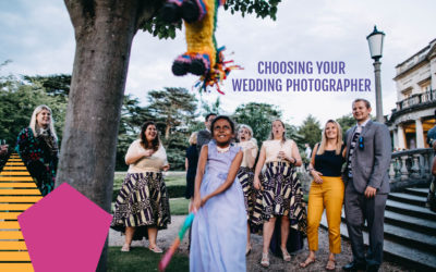 A guide to choosing your wedding photographer