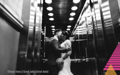 Great John Street Wedding | Fifteen From