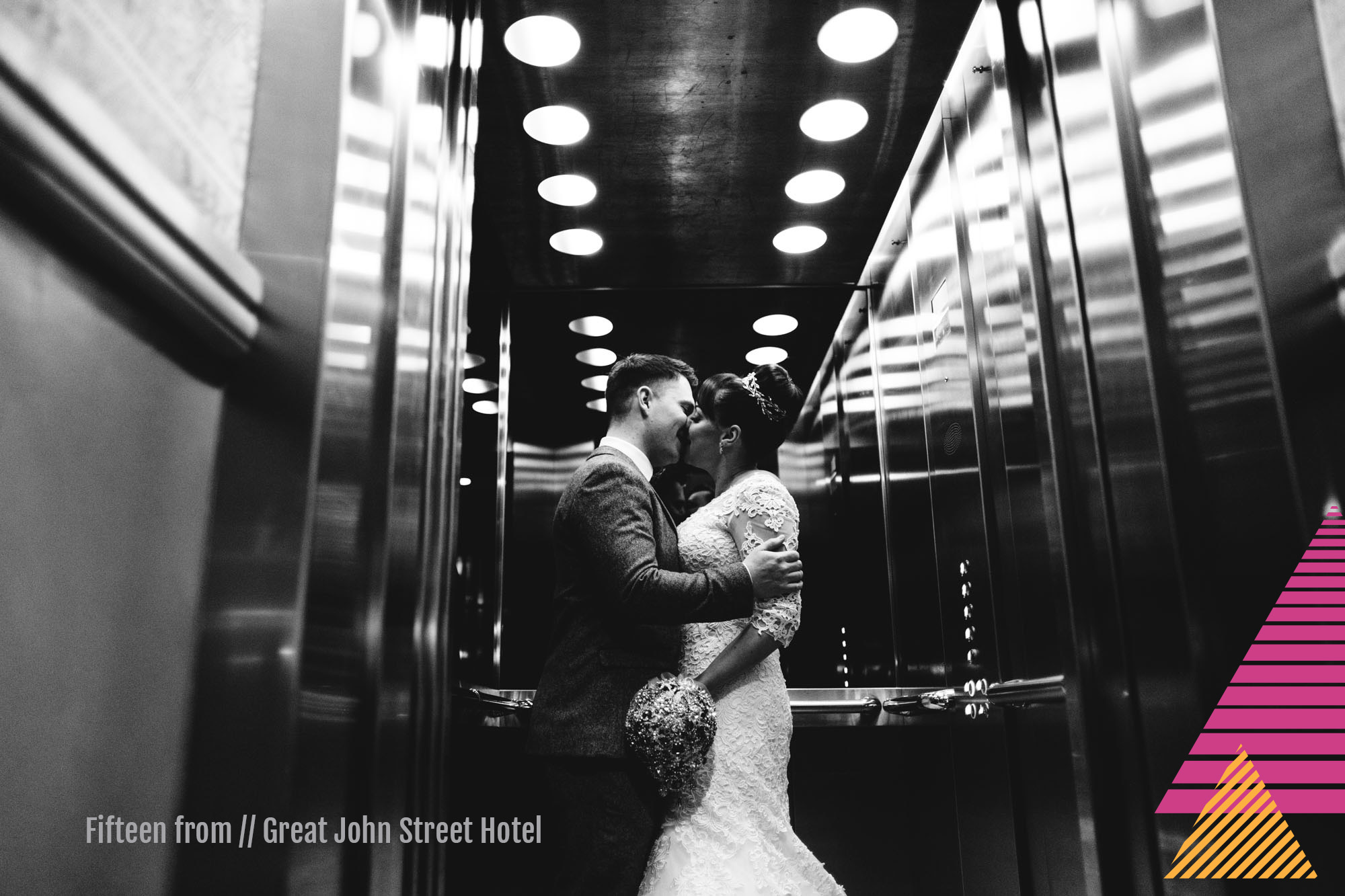 great john street wedding