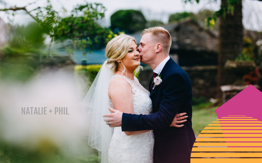 A Lake District Garden Wedding | Natalie + Phil