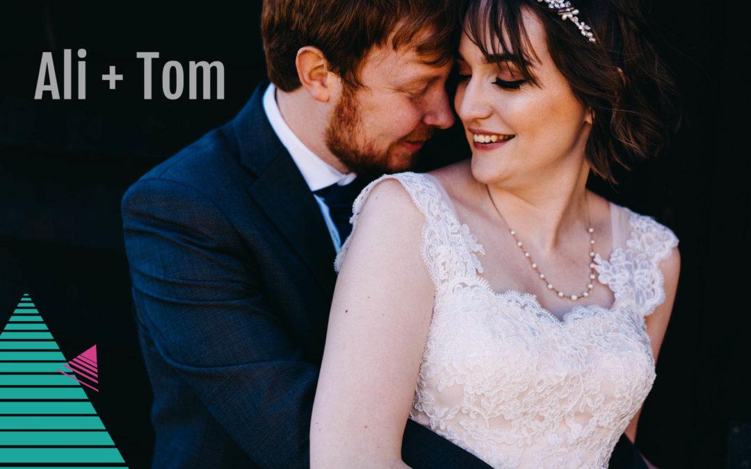 Autumn wedding at Dodford Manor | Ali + Tom