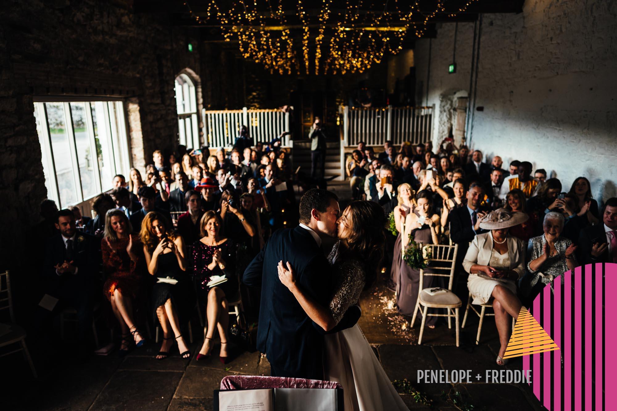 wedding at Askham Hall