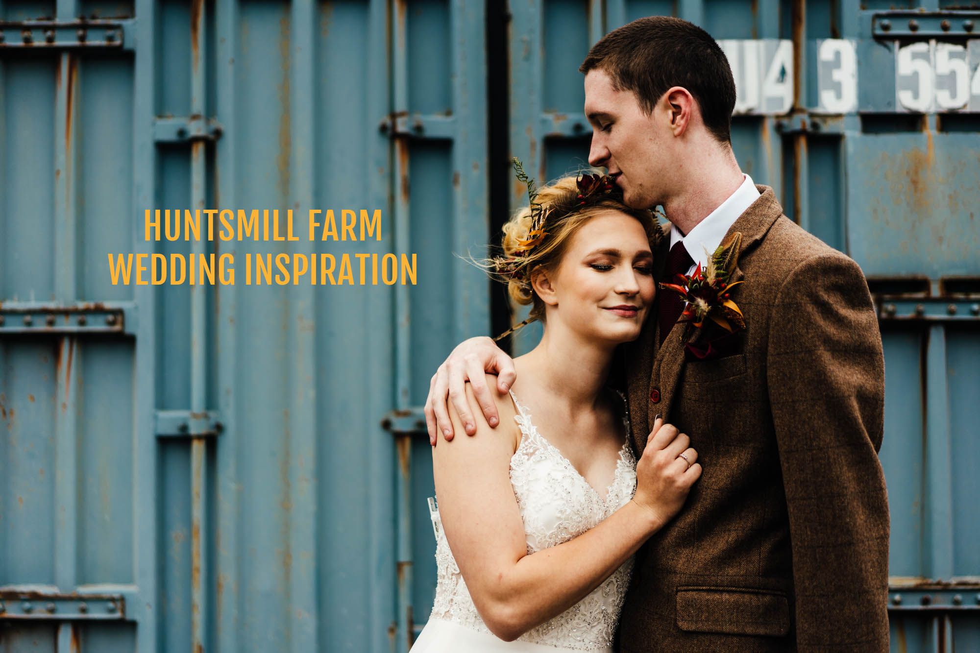 huntsmill farm wedding inspiration