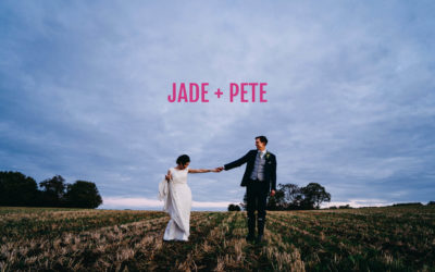 Rustic wedding at The Woodlands, Hothorpe | Jade + Pete