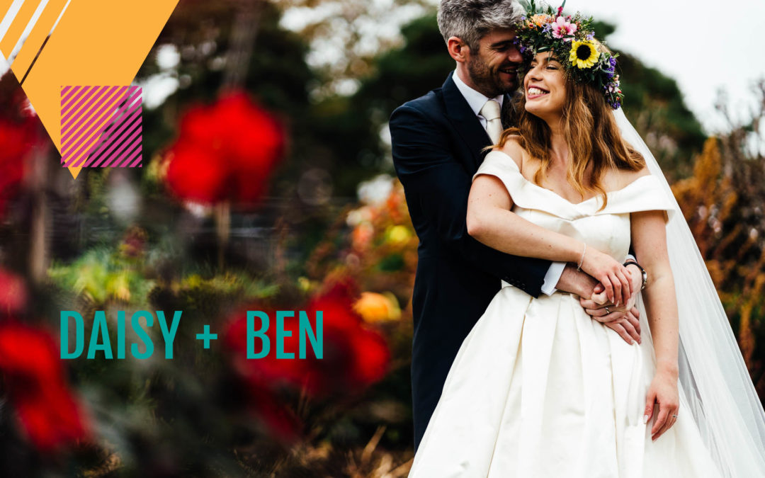 An English Country Garden Wedding at Goldstone Hall | Daisy + Ben