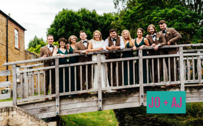 A Village Fete Wedding in Leicestershire | Jo + AJ