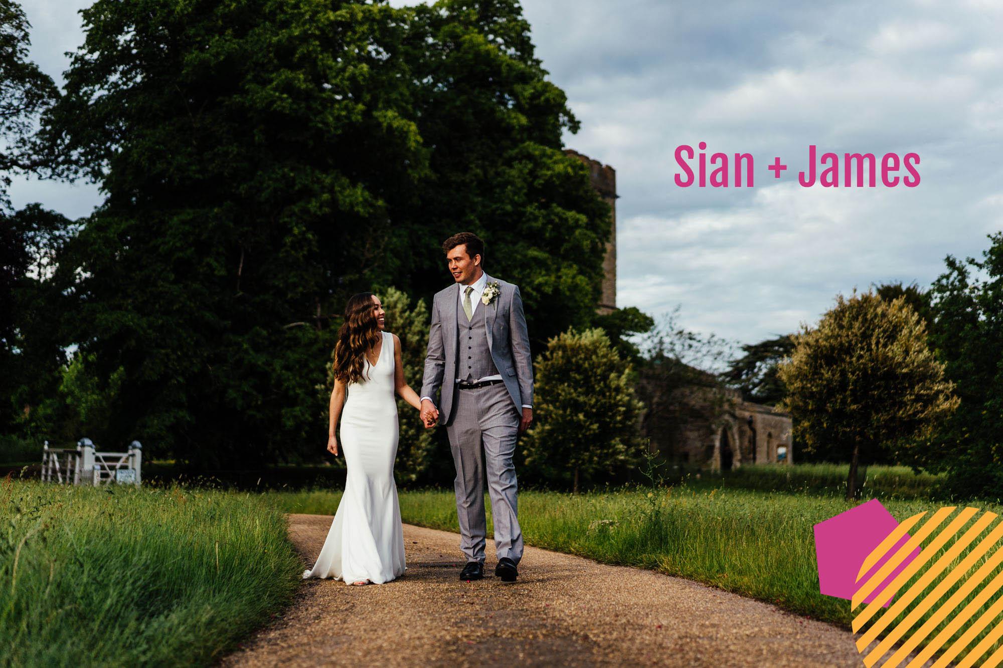 wedding at Cranford Hall
