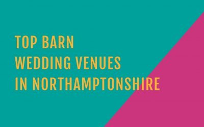 Top Barn Venues in Northamptonshire