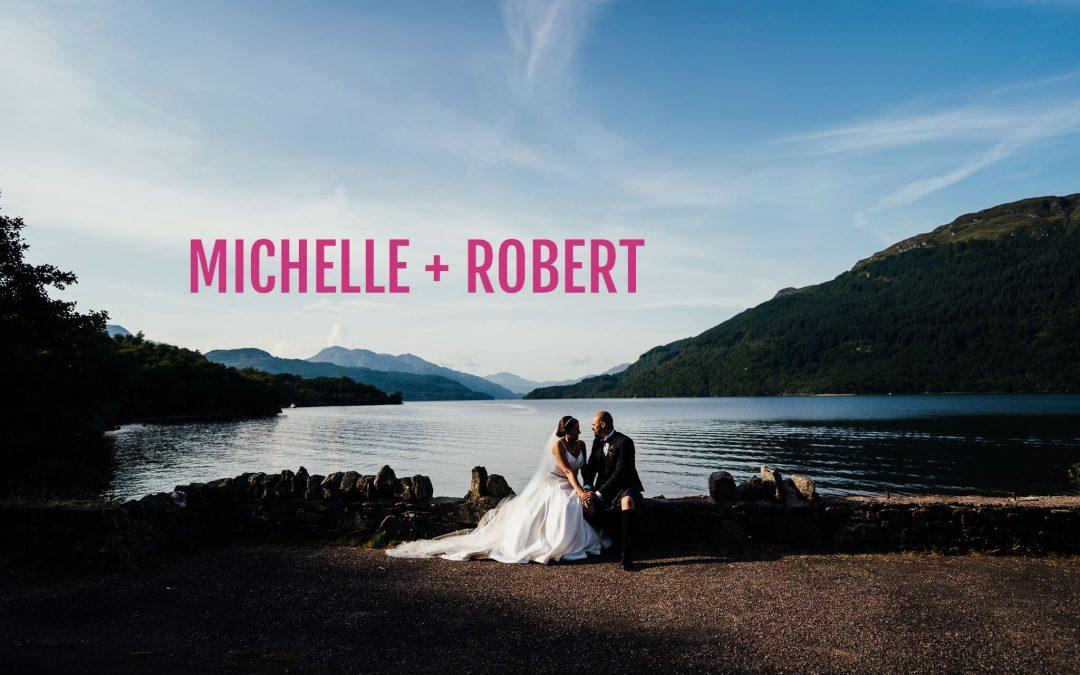 Loch Lomond Elopement | Michelle + Robert